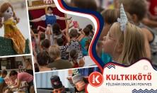 Mesés gyerekprogramok a Balaton-parton egész nyáron át