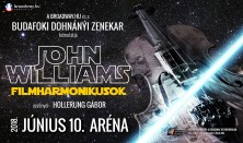 JOHN WILLIAMS - FILMHARMONIKUSOK - 2018