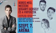 Boros Misi, mestere Bogányi Gergely és a Virtuózok