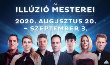 ILLÚZIÓ MESTEREI - 2020