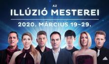 ILLÚZIÓ MESTEREI - 2020