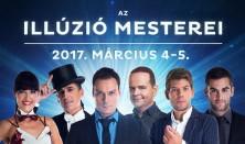 Az illuzió mesterei - 2017