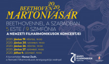 Beethovennel a szabadban