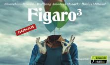 Rossini – Mozart – Milhaud: Figaro3 – ONLINE ősbemutató