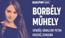 Borbély Műhely jazzklub vendég: Várallyay Petra - hegedű online koncert