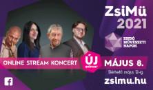 Klezmer Talkshow - Jávori Ferenc Fegya és barátai