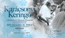 Karácsonyi Keringő – a Budapesti Strauss Zenekar karácsonyi koncertje