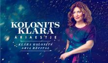 Kolonits Klára áriaestje - ONLINE előadás