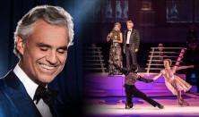 A szépség legendája – Intimissimi on Ice Andrea Bocellivel