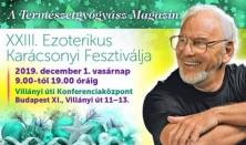 A Természetgyógyász Magazin  XXIII. Ezoterikus Karácsonyi fesztiválja