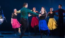 A szép szabadságért...- Ünnepi táncműsor