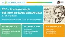 Az Alteo bemutatja: BDZ – Az energia hangja - Beethoven sorozat