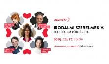 APOSZTRÓF Est - Irodalmi szerelmek V. - Feleségem története – Várkert irodalom