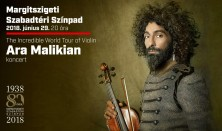 ARA MALIKIAN - The incredible world tour of violin