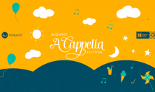 Budapest Voices / Lakatos Mónika és Cigány Hangok - Budapest A Cappella Fesztivál 2018