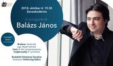 Brahms, Liszt, Csajkovszkij - Balázs János