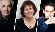 Baráti Kristóf, Gustav Rivinius és Gulyás Márta - Brahms-est