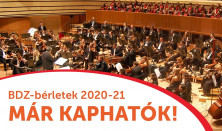 Budafoki Dohnányi Ernő Szimfonikus Zenekar - Bérletek 2020-21
