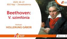 Beethoven: V. szimfónia