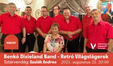 Benkó Dixieland Band: Retro világslágerek