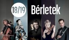 Concerto Budapest – Bérletek 2018/19