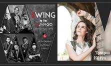 Alerant Jazz Est: Tompos Kátya és a Swing à la Django - Francia-orosz est