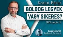 Szabó Péter - Boldog legyek vagy sikeres?