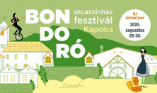 Bondoró Utcaszínház Fesztivál