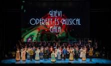 Bor, Dal, Asszony - Budapesti Operettszínház Újévi Gálakoncertje