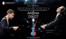 BOROS MISI - Aréna Koncert