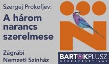 Szergej Prokofjev: A három narancs szerelmese