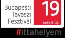 Budapesti Tavaszi Fesztivál 2019
