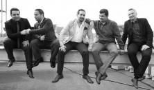 A BUDAPEST BÁR zenekar hangversenye