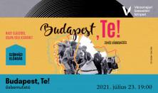 Budapest, Te! - ősbemutató