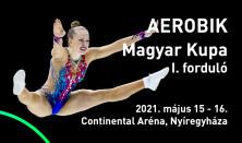 Aerobik Magyar Kupa I. forduló