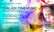 Családi Cinemusic 2021