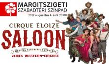 Cirque Éloize: Saloon - zenés western-cirkusz