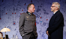 Cyril Gely: Diplomácia