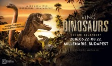 Living Dinosaurs - Vissza az Őskorba