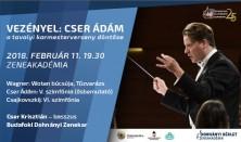 Wagner és Csajkovszkij - Vezényel: Cser Ádám