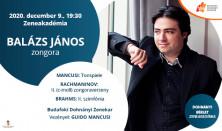 BDZ, Brahms, Rachmaninov, Balázs János
