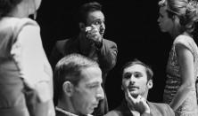 Schilling és alkotótársai: Éden Panzió - Zágrábi Ifjúsági Színház (KKM) előadása