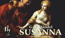G.F. Händel: SUSANNA HWV 66
