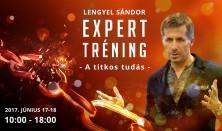 Expert Tréning – A titkos tudás