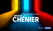 Giordano: Andrea Chénier – ONLINE bemutató