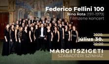 FEDERICO FELLINI 100 – filmzene koncert