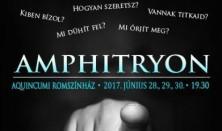 Heinrich von Kleist: AMPHITRYON vígjáték