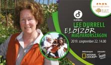 Lee Durrell - Durrell Bárkája Budapesten