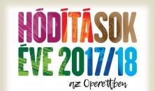 Vásároljon bérletet a Budapesti Operettszínház 2017/18-as évadjára