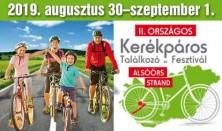 II. Országos Kerékpáros Találkozó és Fesztivál